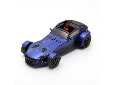1:18 Donkervoort D8 GTO-40 2018 blauw