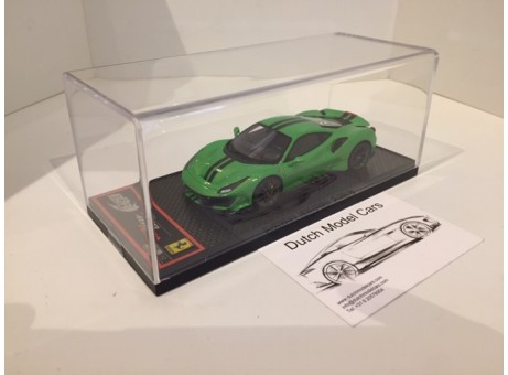 Ferrari 488 Pista 2018 metallic green 1/43
