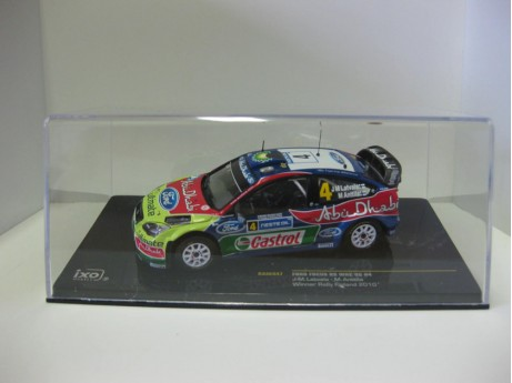 Ford Focus RS WRC Finland 1/43