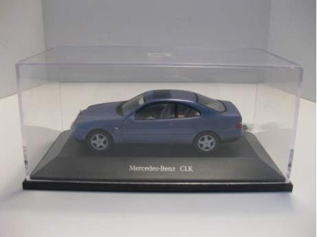 Mercedes-Benz CLK coupe 1/43