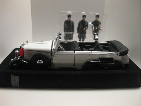Mercedes-Benz G4 1938 wit 1/18