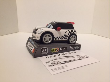 Mini Cooper Crew-zers Checks