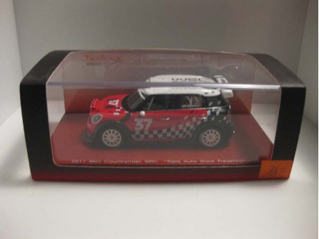 Mini Cooper Countryman WRC 1/43